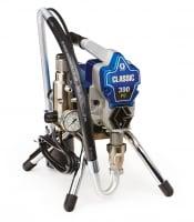 Аппарат безвоздушного распыления 390 CLASSIC STAND (эл., 230В)