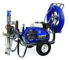 Аппарат безвоздушного распыления DutyMax GH-200 (бензо)