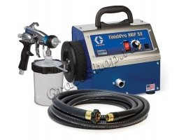Аппарат воздушного распыления HVLP Standart 9.0